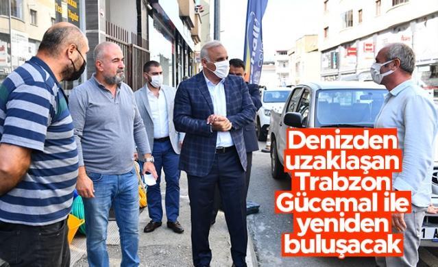 Trabzon Büyükşehir Belediye Başkanı Murat Zorluoğlu, mahalleleri ziyaret ederek esnaf ve vatandaşlarla buluşmaya devam ediyor.