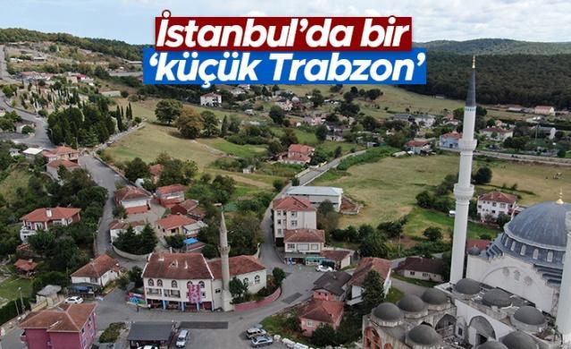 Beykoz'da Trabzonlu vatandaşların yoğunlukla yerleşim sağladığı İshaklı köyü adeta küçük Trabzon'a döndü. Başta okul ve evler olmak üzere kaldırım taşları bordo maviye boyandı. Köy içerisindeki bir caddeye de Trabzon Caddesi ismi verildi. İstanbul'da bordo maviye bürünen köy havadan görüntülendi.