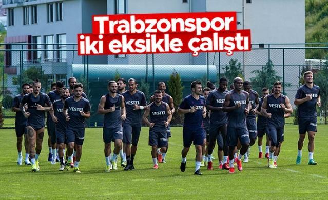 Trabzonspor, Spor Toto Süper Lig'in 4. haftasında karşılaşacağı Galatasaray maçının hazırlıklarına başladı.