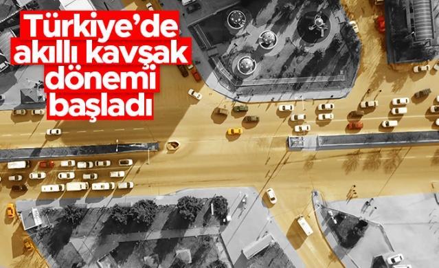 """ASELSAN tarafından geliştirilen ve Türkiye'de ilk kez Kırıkkale'de kurulumu tamamlanan """"Trafik sinyalizasyonu ve yapay zekâ akıllı kavşak"""" projesi sayesinde, motorlu araçlarda yılda 12 milyon liralık yakıt tasarrufu sağlanacak."""