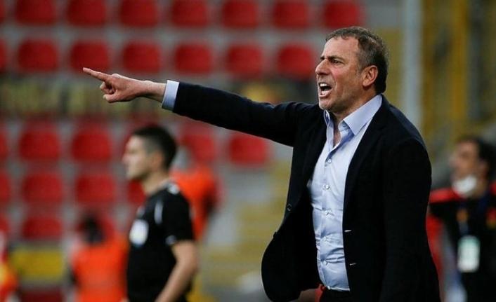 Abdullah Avcı'dan maç sonu flaş açıklama