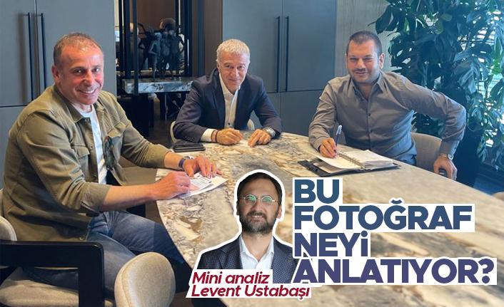Ahmet Ağaoğlu, Ertuğrul Doğan ve Abdullah Avcı'nın fotoğrafı neyi anlatıyor?