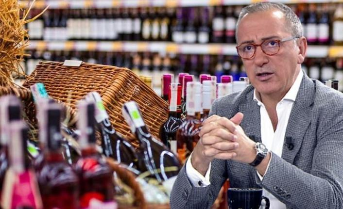 Fatih Altaylı'dan 'içki yasağı' tepkisi: İsteyen satar; Her türlü ceza yargıdan döner