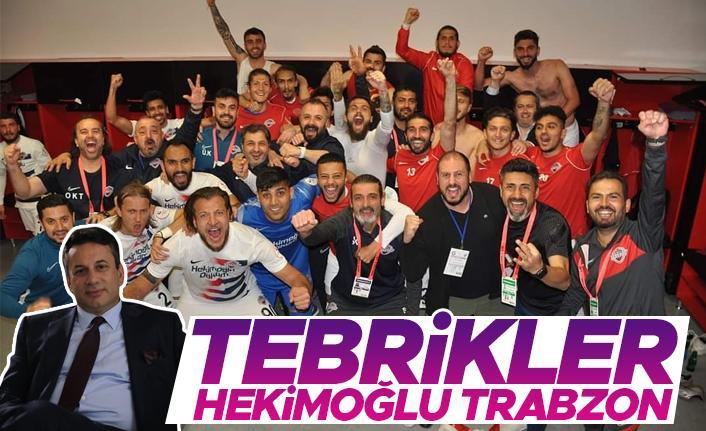Hekimoğlu Trabzon'unPlay Off takvimi