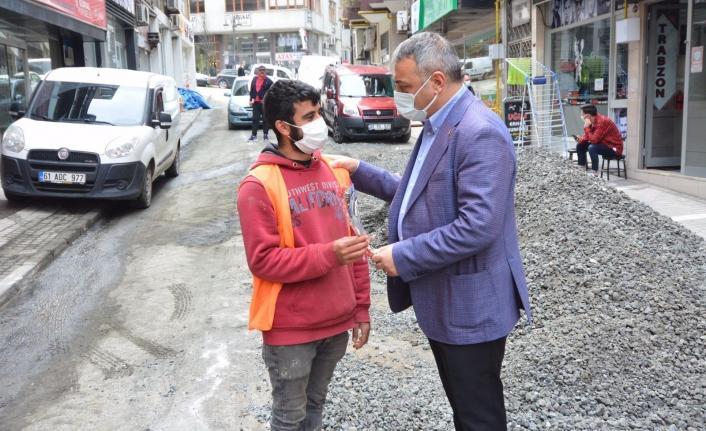 Selahaddin Çebi'den 1 Mayıs Emek ve Dayanışma Günü mesajı