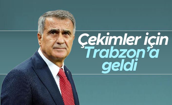 Şenol Güneş Trabzon'a bakın neden geldi?