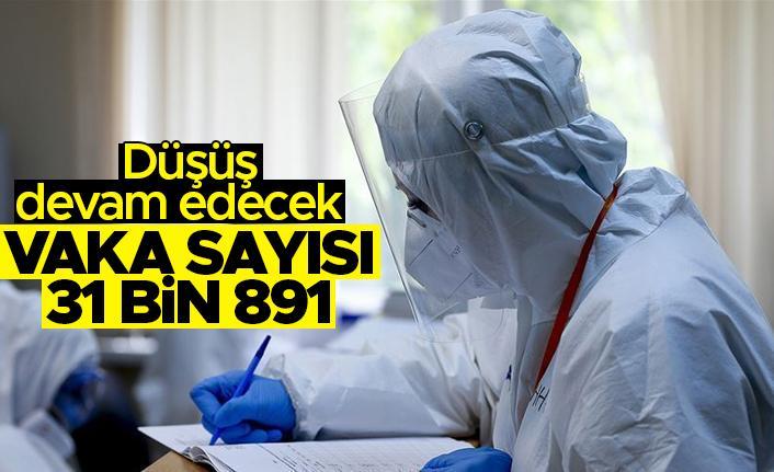 Son 24 saatte korona virüsten 394 kişi hayatını kaybetti
