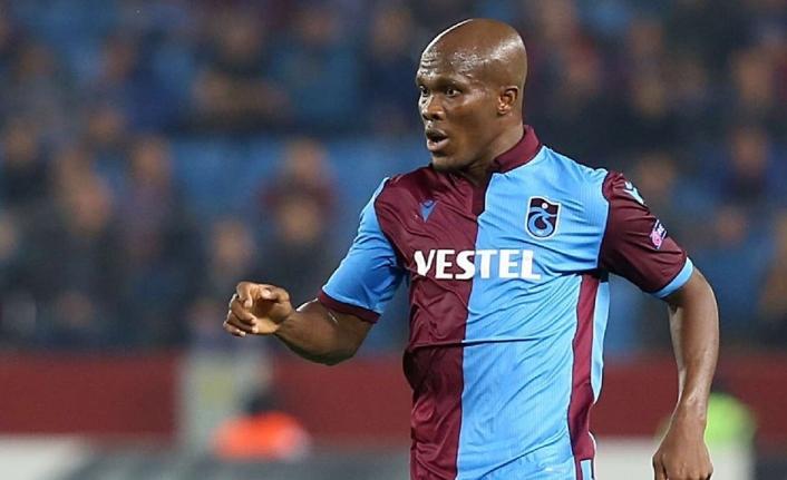 Trabzonspor'da Nwakaeme sıkıntısı büyüyor