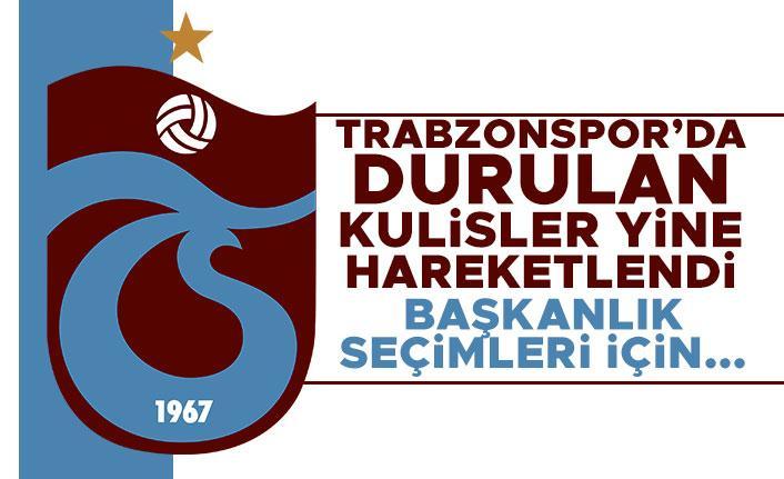 Trabzonspor'da durulan kulisler yine hareketlendi