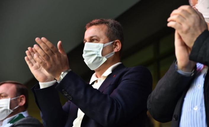 44 yıllık hasret son erdi, Giresunspor Süper Lig'e çıktı