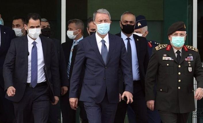 Akar ve Çavuşoğlu Libya'ya gitti! Güler ve Fidan da heyette
