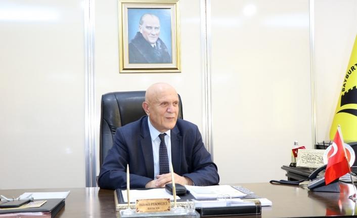 """Başkan Pekmezci: """"3 Mayıs, Türk milletinin yeniden dirilişinin ve uyanışının günü"""""""