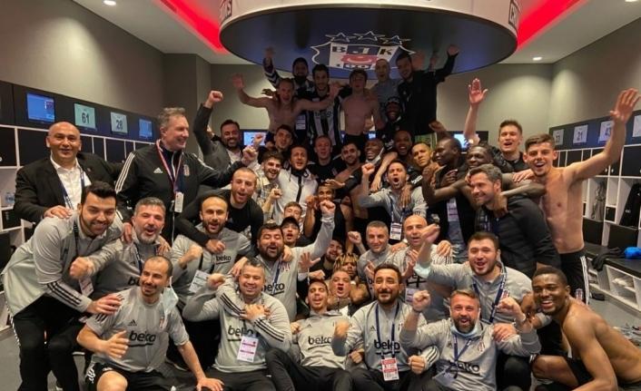 """Beşiktaş: """"Kimse heveslenmesin"""""""