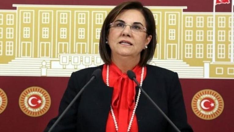 CHP'li Gaye Usluer partisinden istifa etti