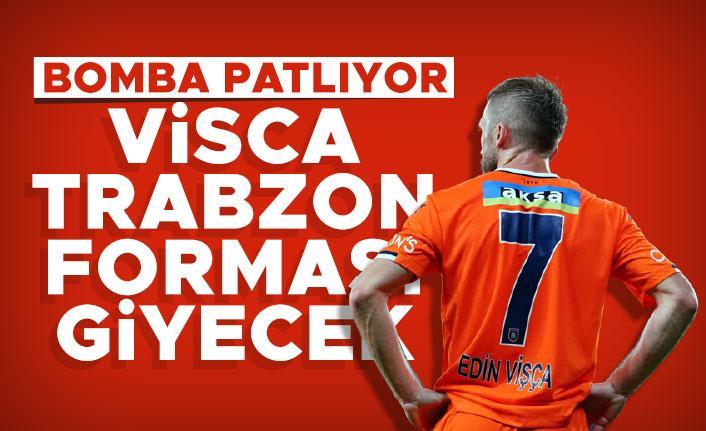 Edin Visca, Trabzonspor forması giyecek!