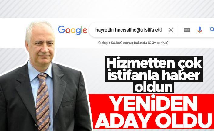 Hayrettin Hacısalihoğlu yeniden Trabzonspor başkan adayı oluyor