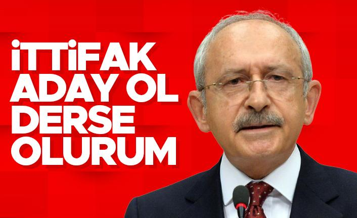 Kemal Kılıçdaroğlu'na Cumhurbaşkanı adaylığı soruldu
