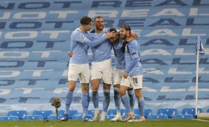 Manchester City, final biletini iki golle aldı
