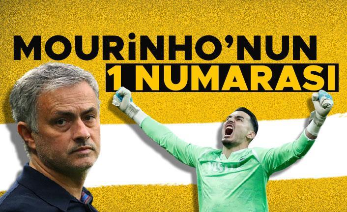 Mourinho'nun 1 numarası Uğurcan Çakır