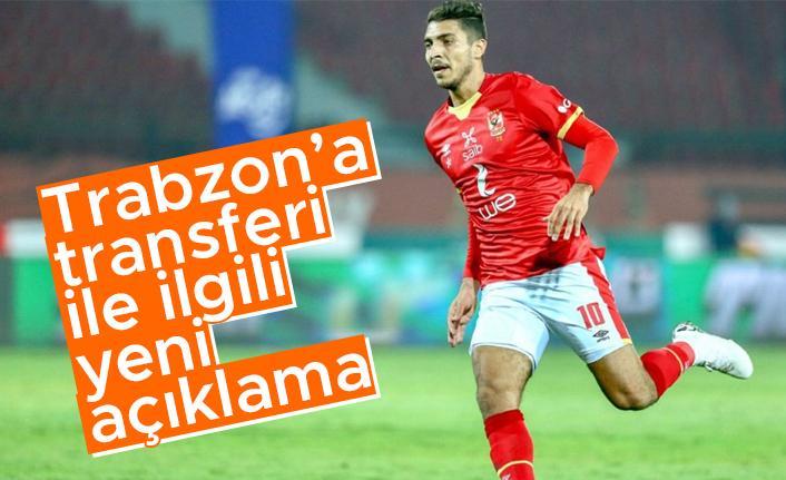 Sherif'in Trabzonspor'a transferiyle ilgili bir açıklama daha