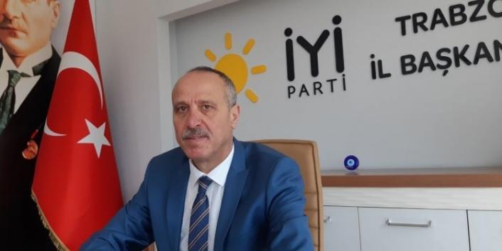 Trabzon'da İYİ Parti AK Parti'ye nasıl teşekkür etti?