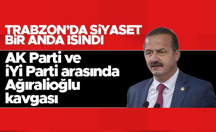 Trabzon'da siyaset bir andaısındı