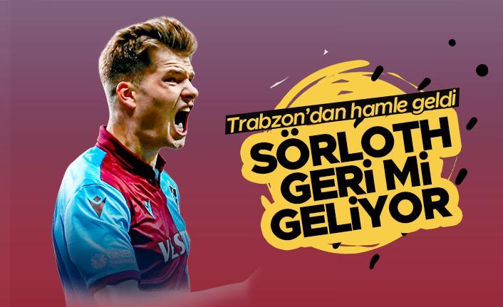 Trabzonspor'dan Sörloth hamlesi! Geri mi dönüyor?
