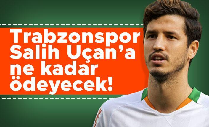 Trabzonspor Salih Uçan'a ne kadar ödeyecek!