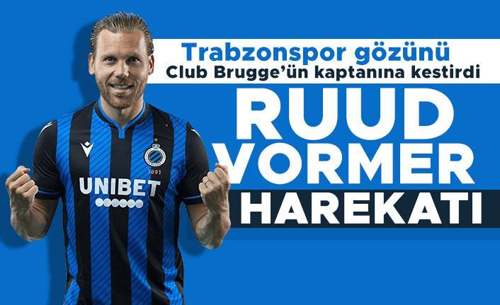 Trabzonspor'un gözü Ruud Vormer'de