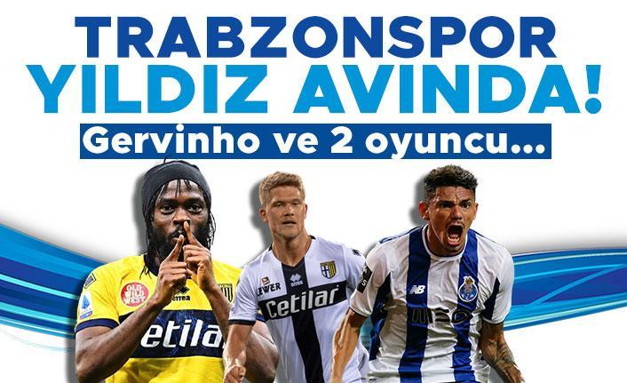 Trabzonspor yıldız avında! Gervinho ve 2 oyuncu...