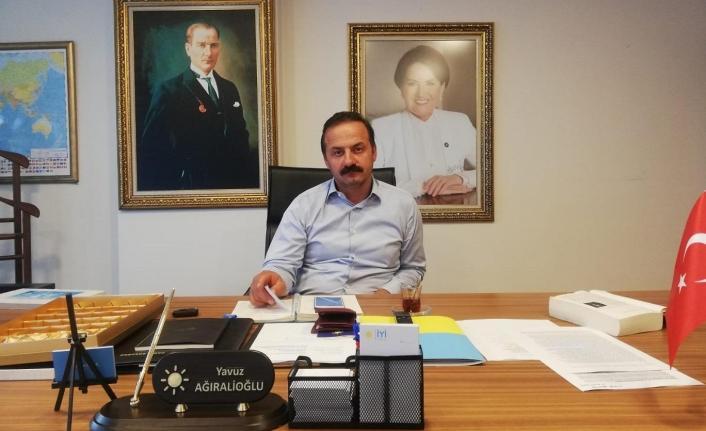 Yavuz Ağıralioğlu'na Trabzon'dan destek