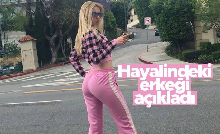 Aleyna Tilki hayalindeki erkeği açıkladı, sosyal medya yıkıldı