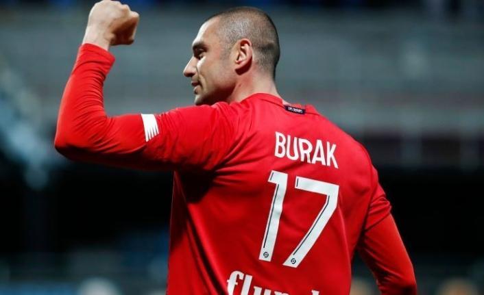 Burak Yılmaz Lille'de sezon oyuncusu seçildi