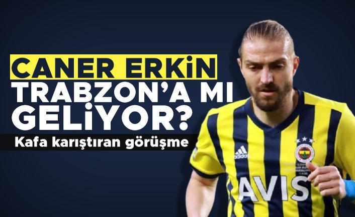 Caner Erkin, Trabzonspor'a mı geliyor? Kafa karıştıran görüşme