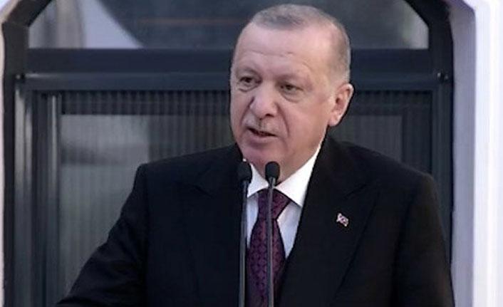 Cumhurbaşkanı Erdoğan: ''661 milyar liralık deste ve yardımda bulunduk''