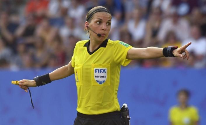 İtalya-Türkiye maçında bir ilk, kadın hakem sahada!