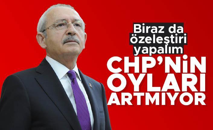 Kemal Kılıçdaroğlu: Oylarımız artmıyor