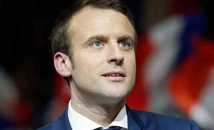 Macron haddini aştı! Yine Türkiye'yi hedef aldı!