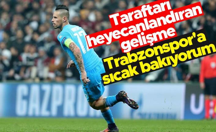 """Marek Hamsik: """"Trabzonspor'a sıcak bakıyorum"""""""