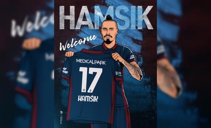 Marek Hamsik Trabzonspor'un 154. yabancı transferi oldu