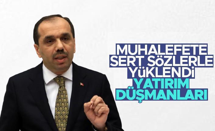 Muhammet Balta'da Ahaber'e konuştu muhalefete sert sözlerle yüklendi… Yatırım düşmanları!