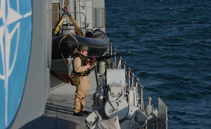 NATO : Karadeniz'de gücümüz artıyor