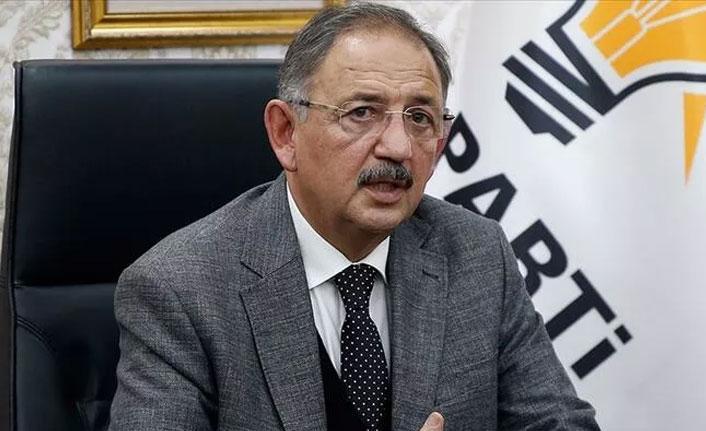 Özhaseki: 'Belediyecilik tarihine iz vuran hırsızlıkların çoğunun altında CHP vardır'