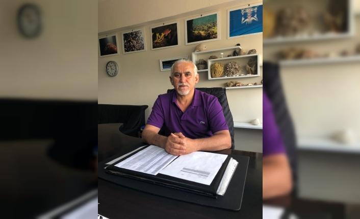 """Prof. Dr. Mehmet Aydın: """"Karadeniz'de şu anda deniz salyası tehlikesi yoktur"""""""