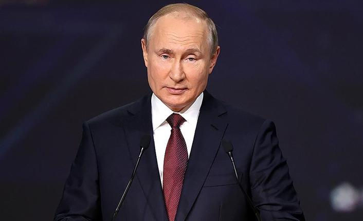 """Putin: """"Karadeniz'deki provokasyonda ABD'liler de vardı"""""""