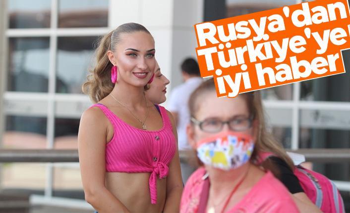 Rusya'dan Türkiye'ye iyi haber