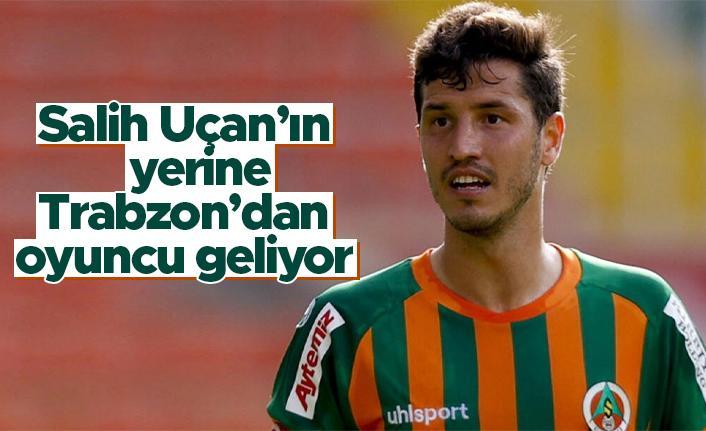 Salih Uçan'ın yerine Trabzonspor'dan oyuncu geliyor