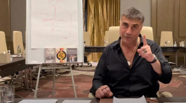 Sedat Peker yeni video yayınladı: AK Parti hangi kanaldan çok rahatsız