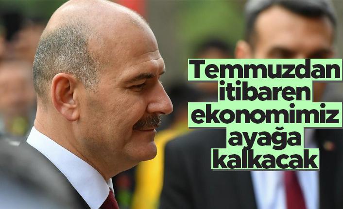 Süleyman Soylu Türkiye ekonomisini değerlendirdi