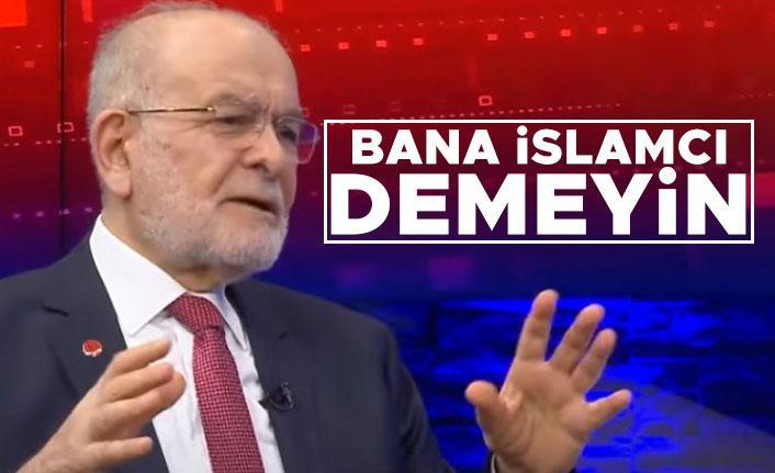 Temel Karamollaoğlu: Ben İslamcı değilim